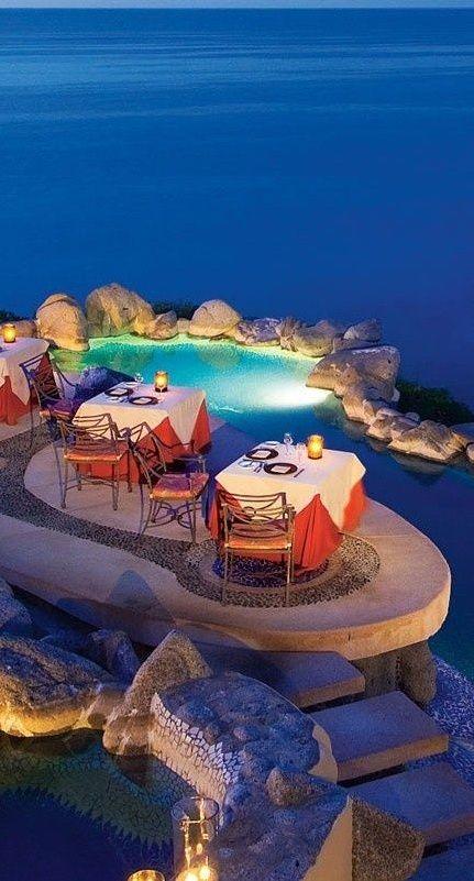 luxury vacation