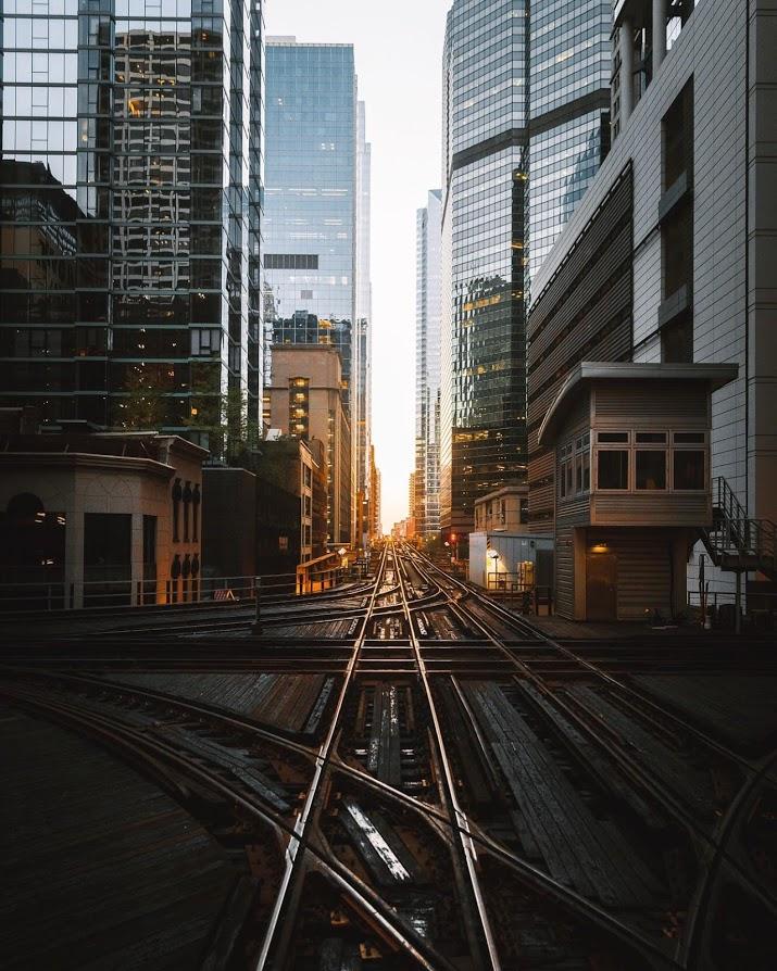 city tracks