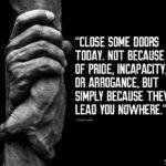 close some doors
