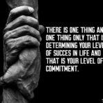motivation quote commitment