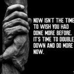 motivation do more now