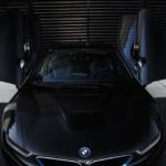 gullwing doors on BMW