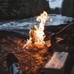 raging river campsite