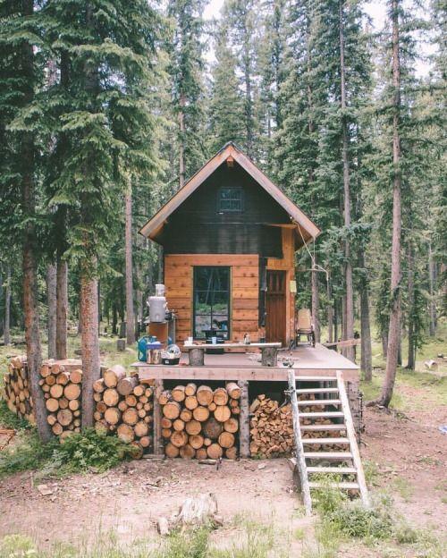winter ready cabin