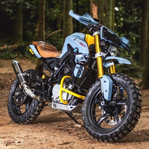 enduro motorcycle