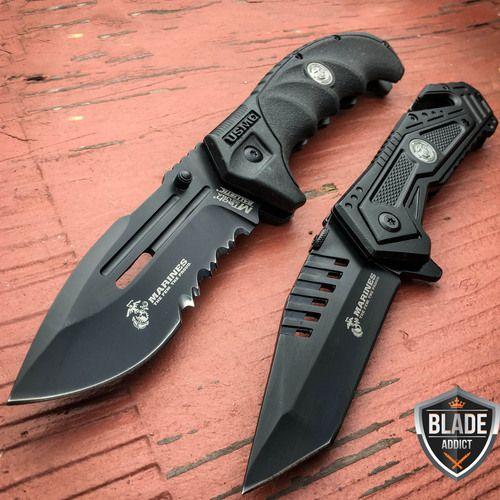 knives marines use