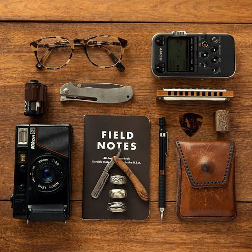 field notes based edc
