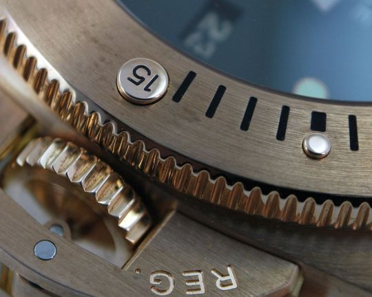 precision machinery watch
