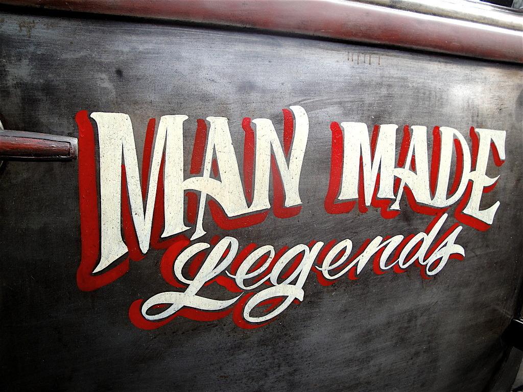 man made legends