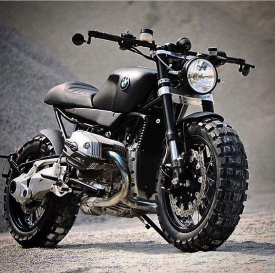 tough bmw motorcycle