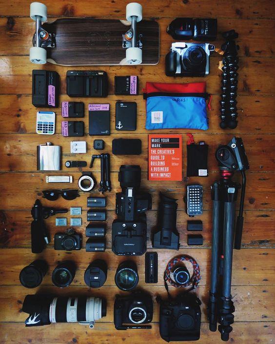 photographer edc