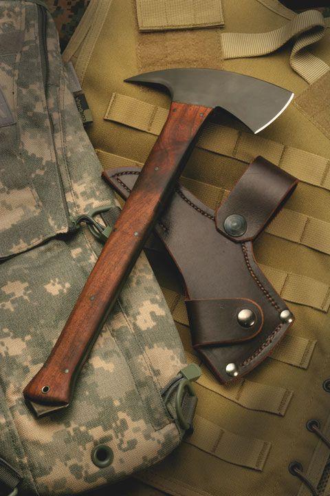 ax and sheath