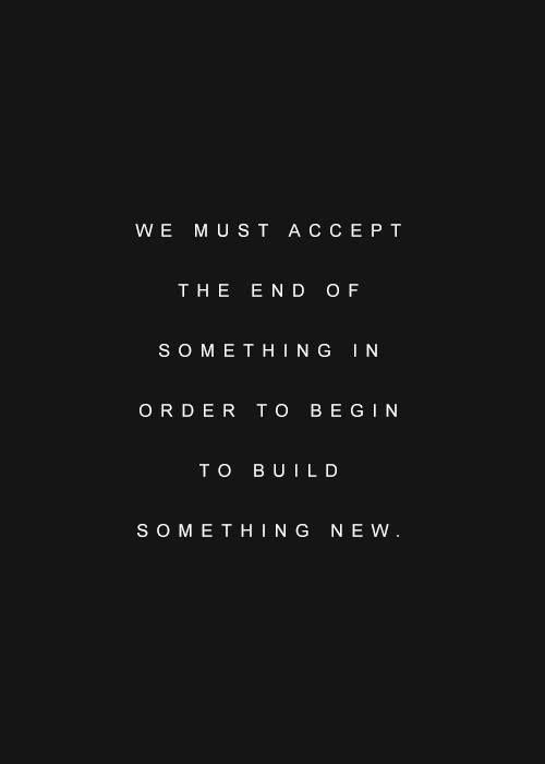 build something new