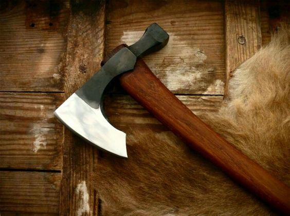 polished axe
