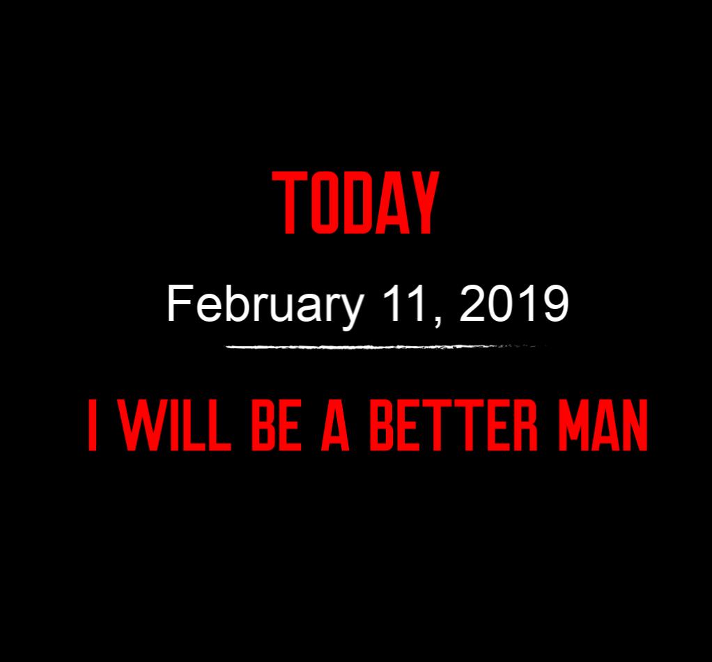 better man 2-11-19