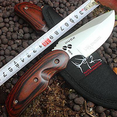 duck knife