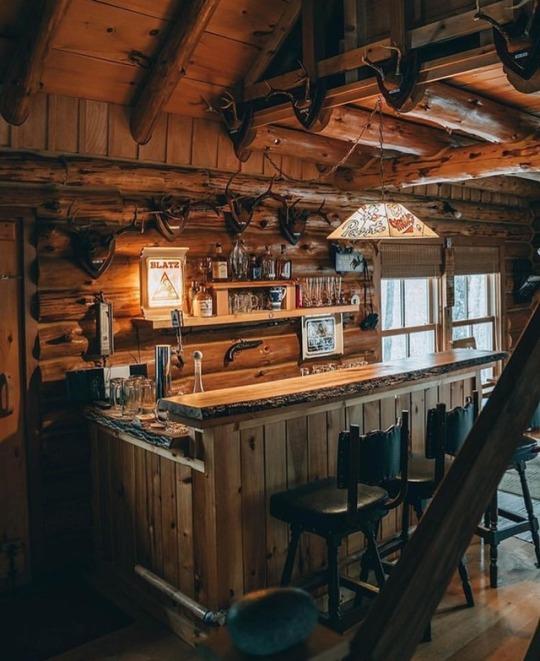 cabin lodge