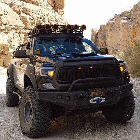 tough truck