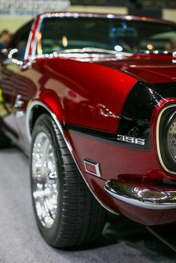 1968 Chevrolet Camaro SS 396 Coupe