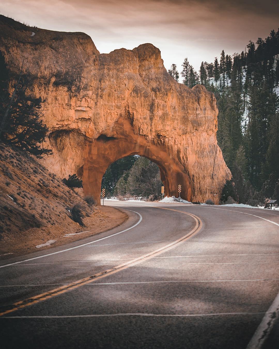 Bryce Canyon City - Utah