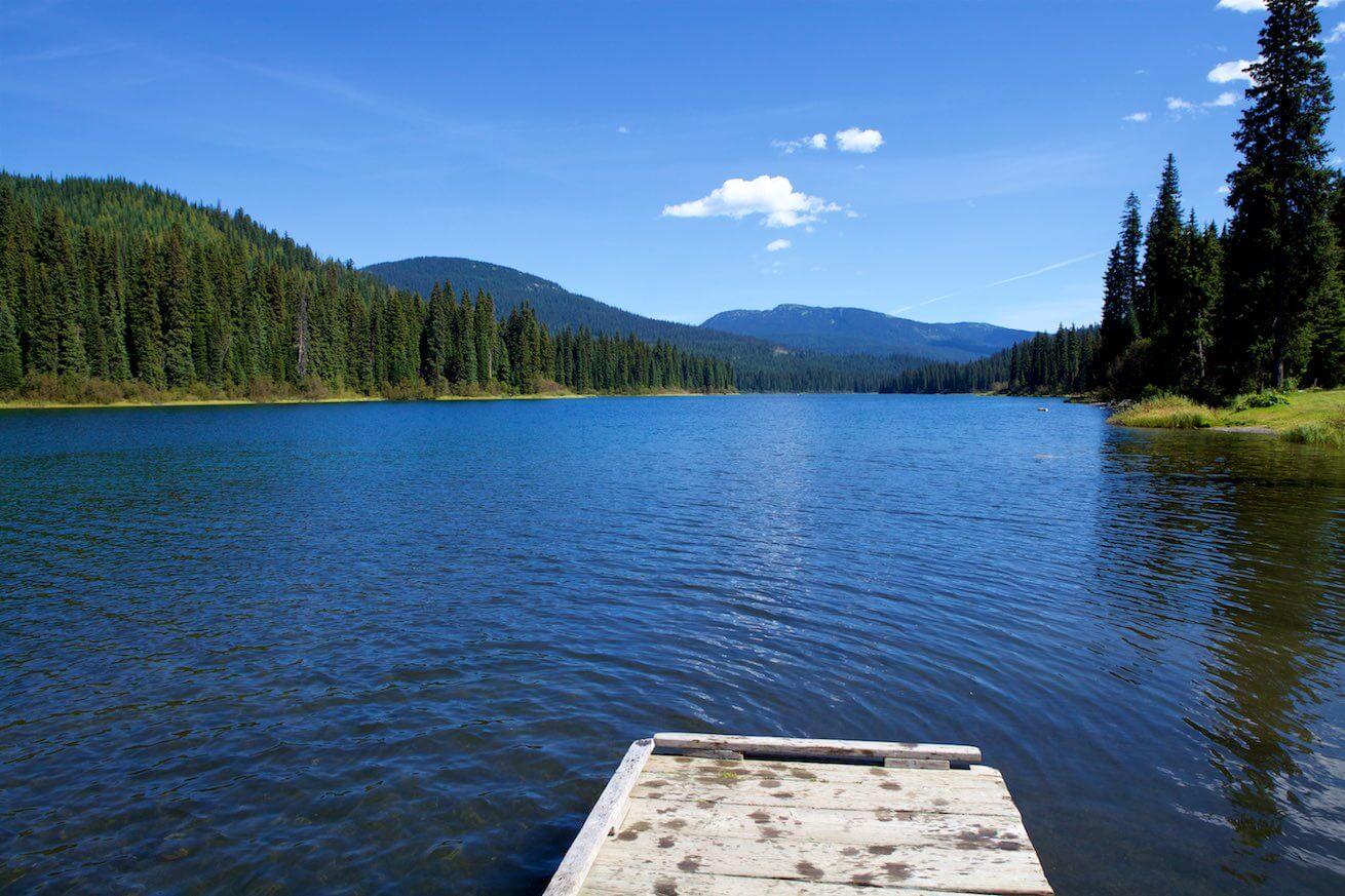 Keefer Lake Lodge Resort BC Canada