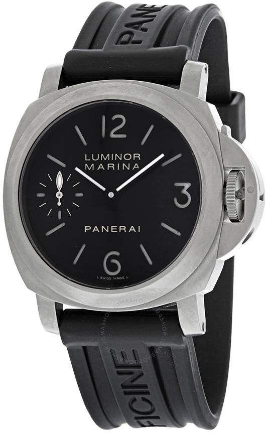 Panerai Luminor Marina PAM00061 Titanium 44mm Mens Watch
