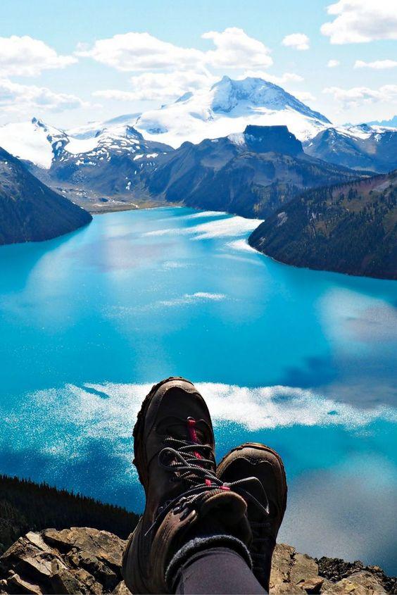 Panorama Ridge - British Columbia - Canada