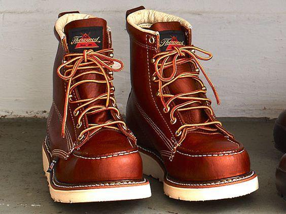 Timberland American Craft Moc-Toe Boots
