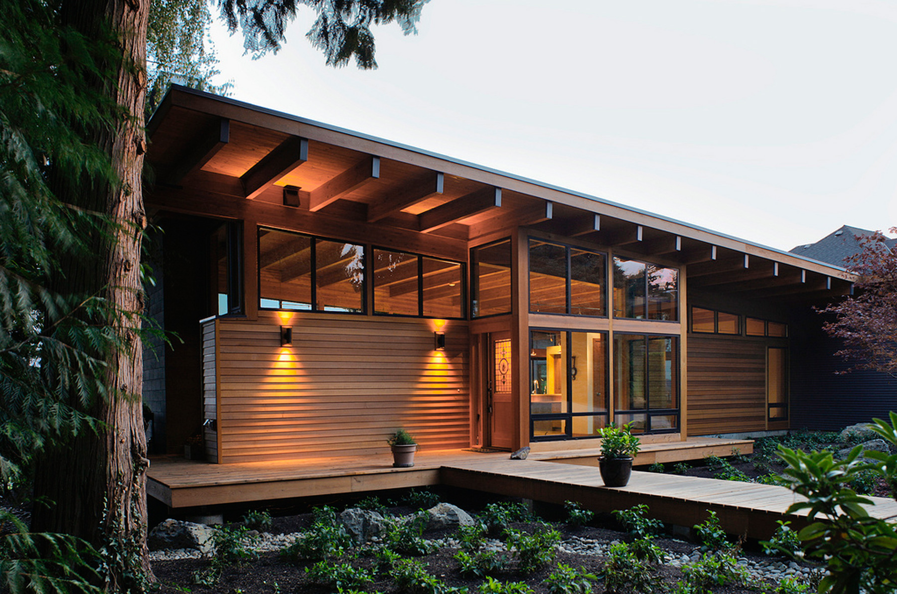 pacific northwest home style