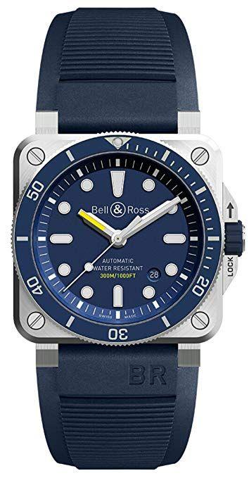 Bell & Ross Blue Diver