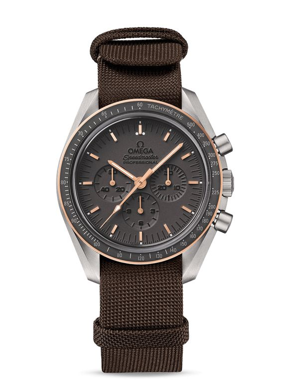 OMEGA Speedmaster Professional Apollo 11 45th Anniversary Limited Edition