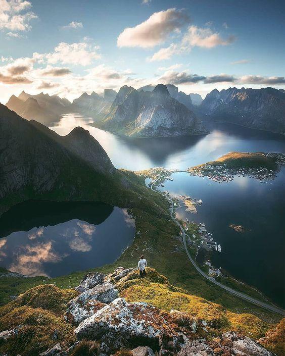 mountain scenery inspiration