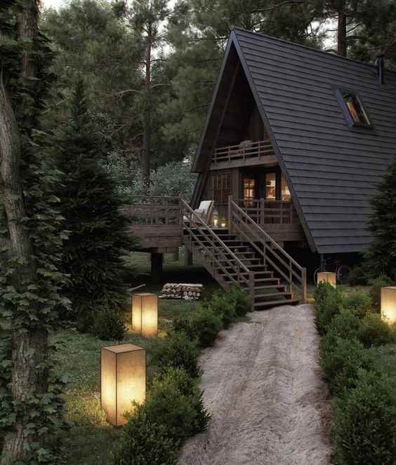 summer cabin can be my full time home