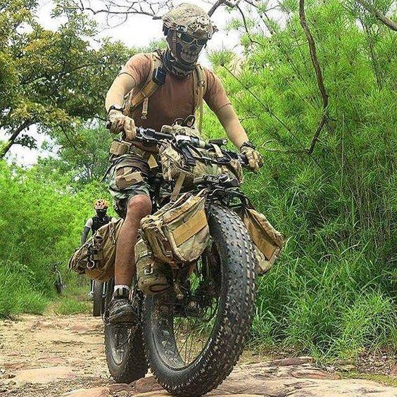 tough fat tire bike