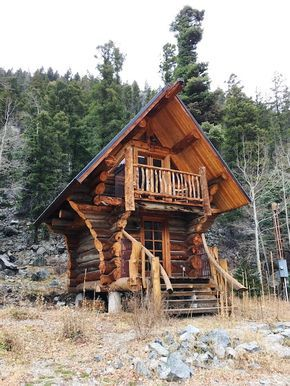 unique cabin design