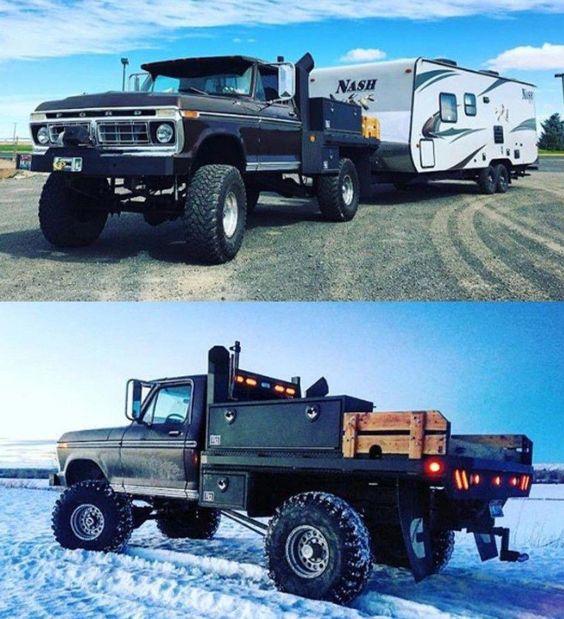 versatile ford pickup truck