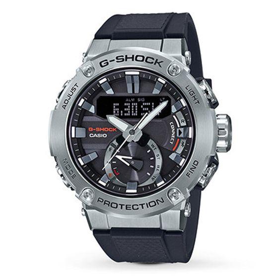 Casio G-Shock G-Steel Carbon Core Mens Watch
