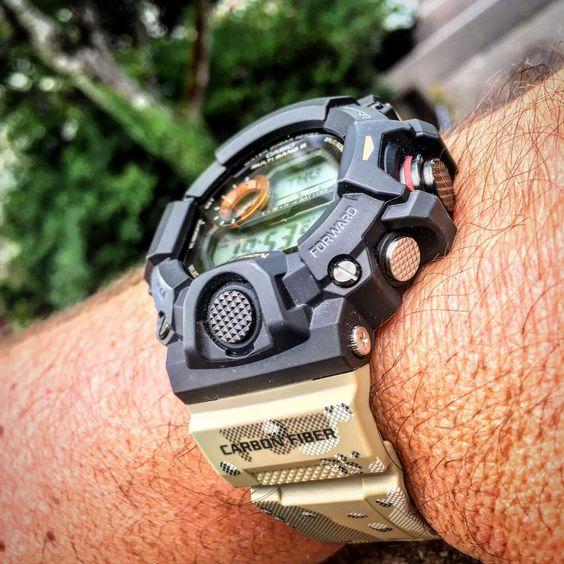 Casio G-Shock GW-9400 Rangeman Mens Watch