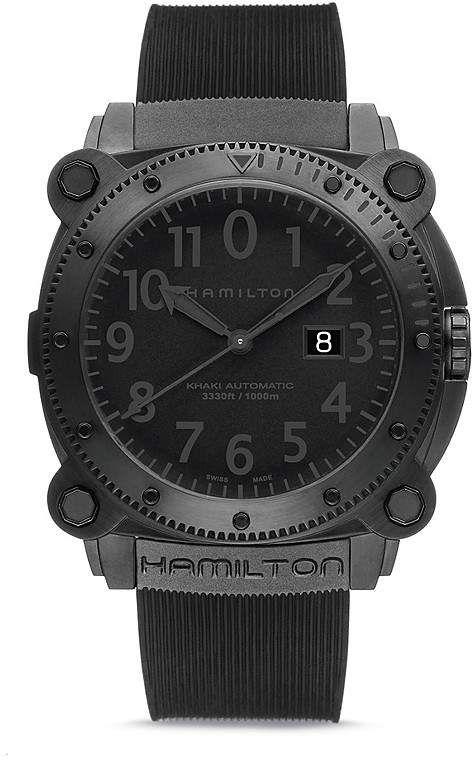 Hamilton Khaki Below Zero Automatic Watch
