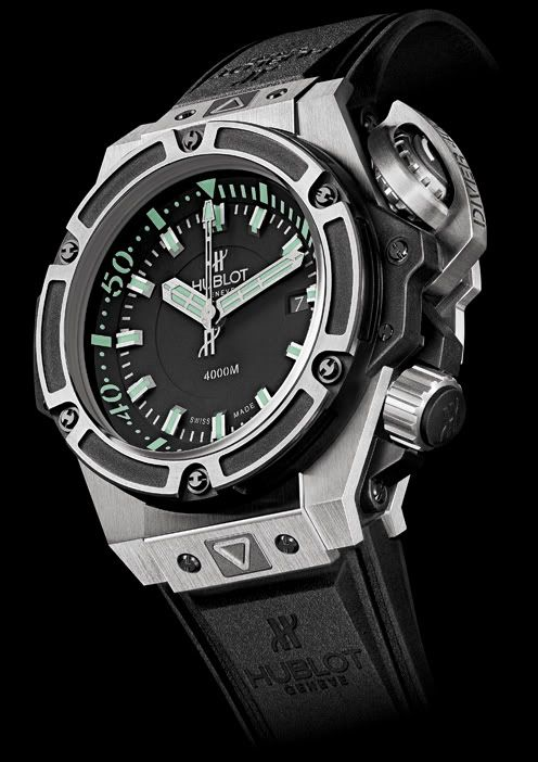 Hublot Oceanographic 4000 Watch
