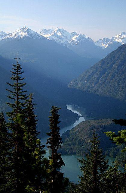 Sourdough Mountain - PNW