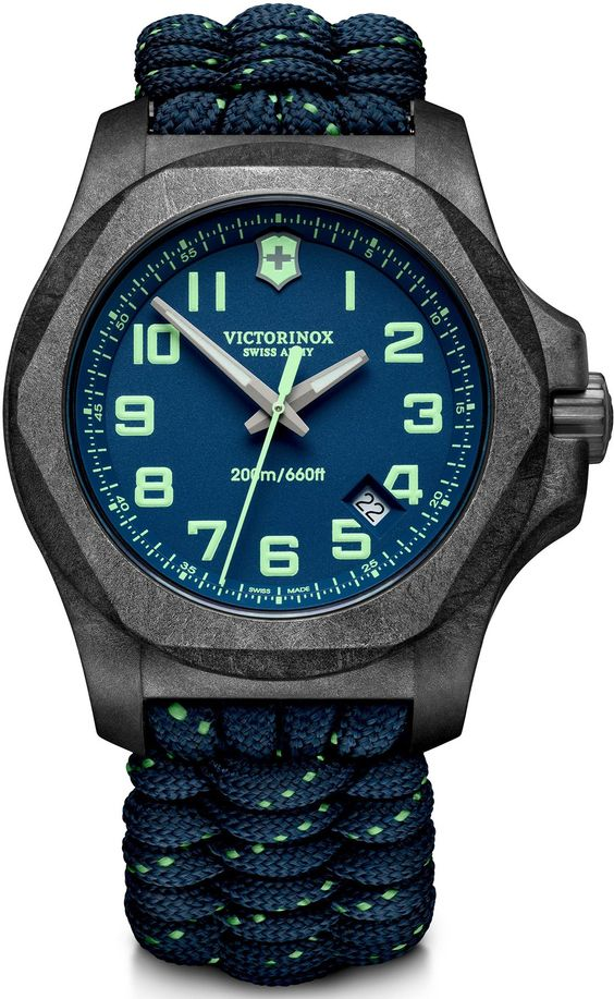 Victorinox Swiss Army Watch I.N.O.X. Carbon