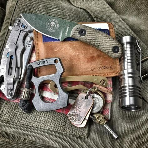 a manly and complete edc