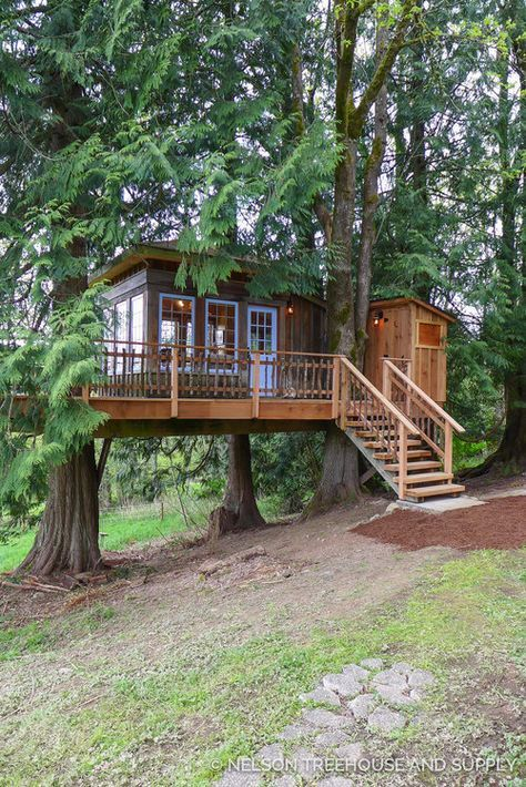 deluxe treehouse