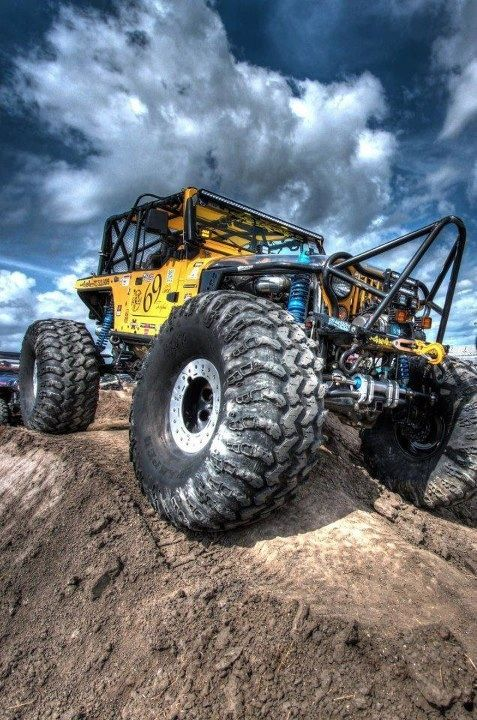 jeep climber