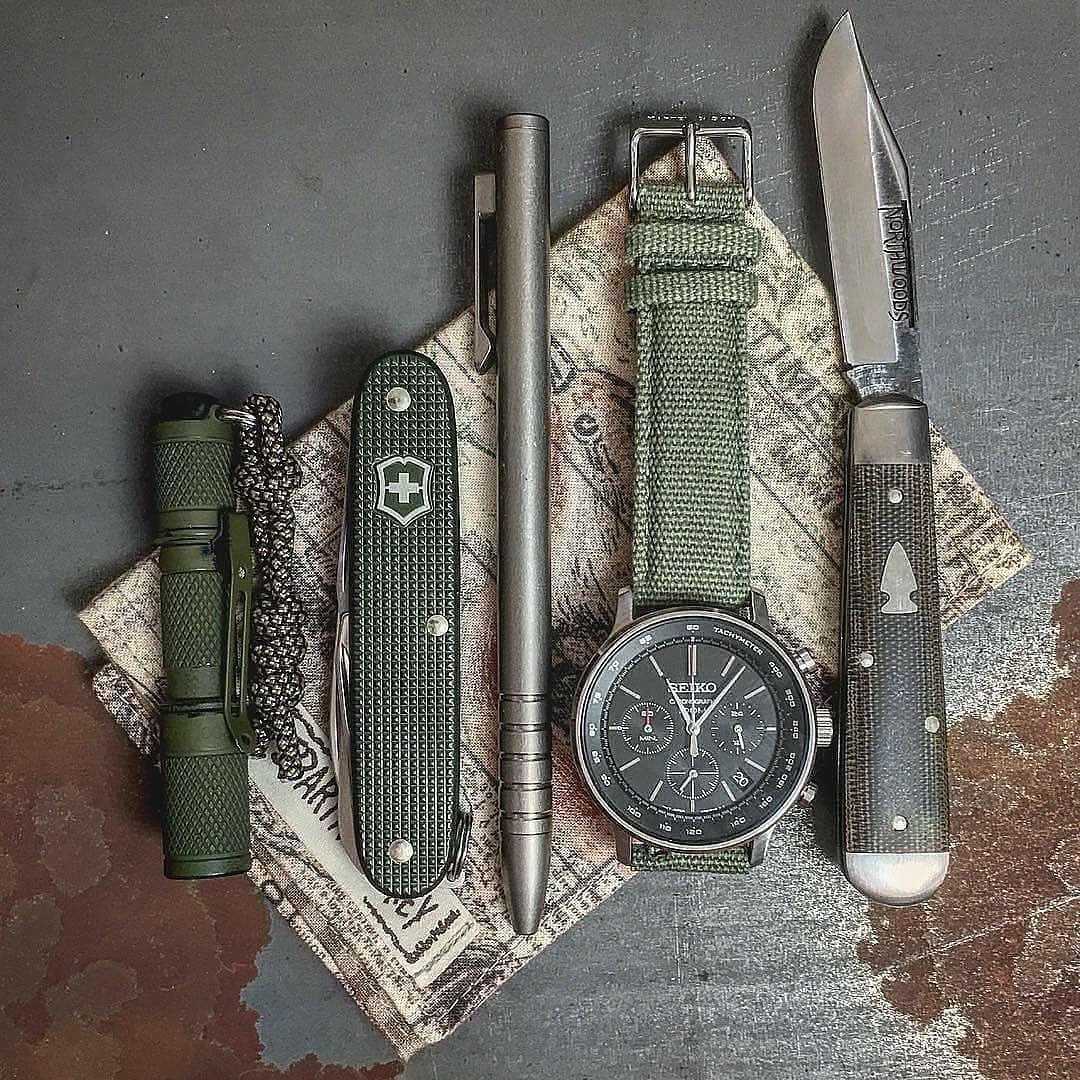 military style edc