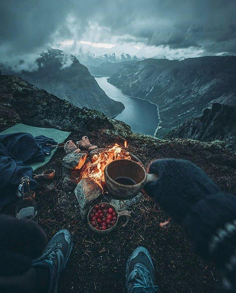camping goals