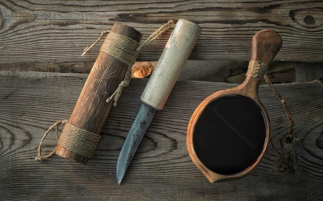 handcrafted bushcraft gear