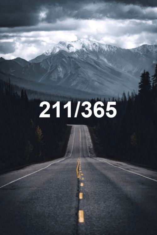 day 211 of the year 2019