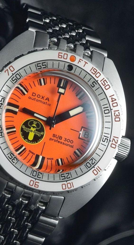 DOXA Sub 300 Mens Watch